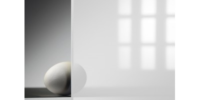 Монолитный поликарбонат Колибри 3*2050*3050 белый 30%