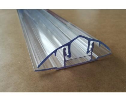 Соединительный разьемный крышка Премиум 6-16*6000 прозрачный
